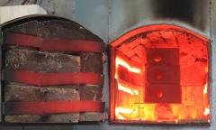 Heat treatment and cutting of metal,