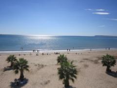 Самый лучший пляж в аликанте