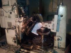 Services are milling gear-cutting