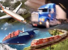 Logistics motor transpor