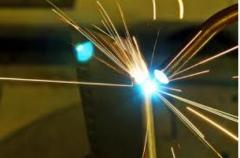 Services in repair by a welding method