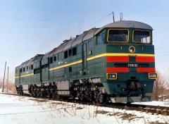 Railway logistics. Approval of the railroad of the