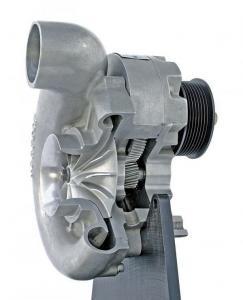 Repair of turbocompressors for a water transpor