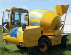 We offer mobile concrete node for ren