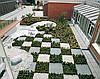 Master class Green roof. Roof garden.