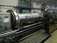 Groove of turning products on machines,