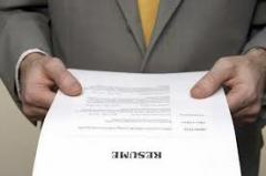 Составление квалифицированного резюме. Компания