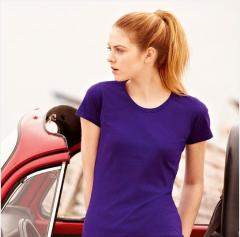 T-shirt female Lady-fit Valueweith T