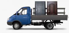Delivery and transportation of building materials,