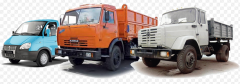 Delivery and transportation of building materials
