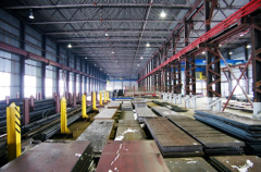 Metal rolling delivery by rail, Metal rolling from