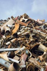 To hand over scrap metal Bila Tserkva