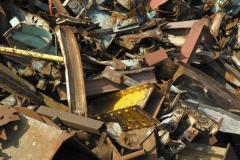 To hand over scrap metal Vyshgorod