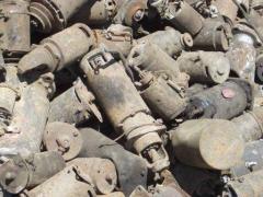 Export of scrap metal Cherry