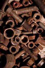 Export of scrap metal of Butch
