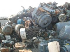 Export of scrap metal of Berezan