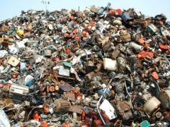 Export of scrap metal of Irpen