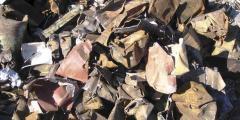We buy scrap metal the Ukrainian
