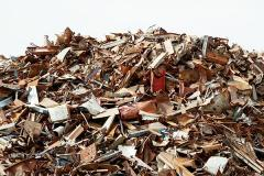 We buy scrap metal of Irpen