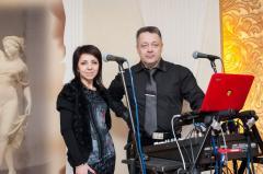 Музыкальный дуэт для Свадеб, корпоративов в Херсоне