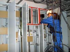Обслуживание и запуск электрооборудования, наладка частотных преобразователей, в Донецк