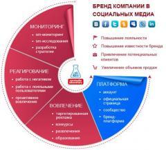 SMM и SMO продвижение на Facebook, ВКонтакте, Google...