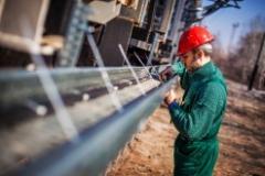 Сервисное обслуживание промышленного электрооборудования