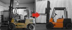 Ремонт погрузчиков Киев, - ремонт и сервисное обслуживание погрузчиков в Украине, Киев