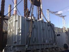 Монтаж, наладка и капитальный ремонт энергетического оборудования, в Донецке