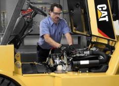 Диагностика двигателей| Диагностика двигателя и топливной системы погрузчика
