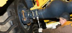 Ремонт и наладка гидравлического оборудования погрузчиков Киев| настройка и диагностика гидравлического оборудования погрузчиков Киев