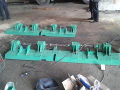 Implementation of orders on machining. Metalwork,