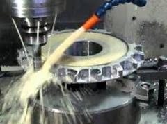 Metalwork, turning, zubofrezerny and other