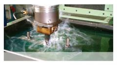 Электроэрозионная обработка деталей любой сложности.