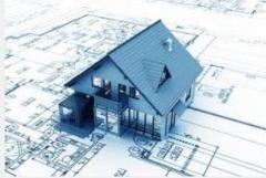 Подготовка к строительству дома,  Генподрядные работы и авторский надзор
