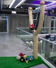 Angry Birds Live аренда аттракциона Харьков