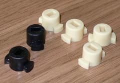 Изготовление деталей из пластмасс