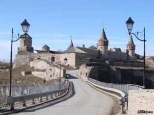 Тур в Каменец-Подольский на 8 марта 2014 года