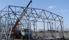 Объектное (промышленное) строительство
