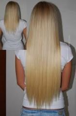 Наращивание волос в краматорске