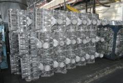 Molding aluminum