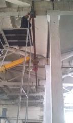 Repair of cranes