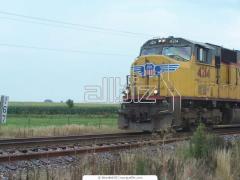 Логистика железнодорожных перевозок