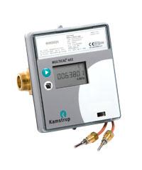 Installation of room heat meters