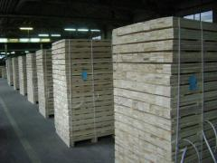 Сушка древесины, пиломатериалы на экспорт