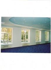 Комплексный ремонт зданий, сооружений, помещений