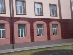 Малярные работы и отделка фасадов в строительстве