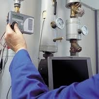 Service of metering stations