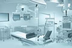 Установка медицинского оборудования