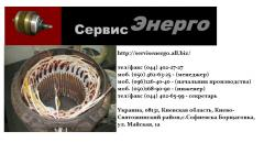 Repair of high-voltage electric motors